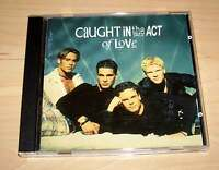 Caught In The Act Of Love - CD Album CDs - Love Is Everywhere - My Arms Keep ...