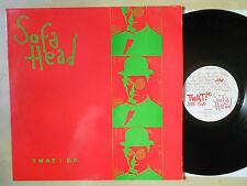 Sofahead-Twat! EP-Vinile, Inghilterra 91, VG + +