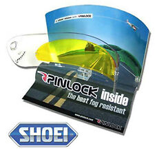 SHOEI  RF1000 CLEAR PINLOCK ANTIFOG INSERT