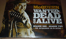 Wanted: Dead or Alive Season 1 and 2 Set (DVD, 2012)