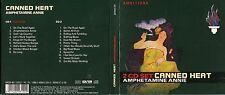 "CANNED HEAT ""Amphetamine Annie"" (2 CD Digipack) 2005"