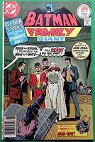 Batman Family (1975) #11 VF (8.0) featuring Batgirl & Robin Man-Bat