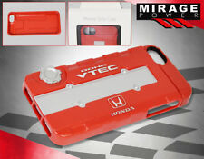 HONDA B18C1 B18C2 B-SERIES DOHC VTEC RED ENGINE COVER 3D CASE FOR IPHONE 5/5S