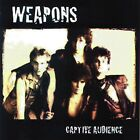 WEAPONS CD + DVD SET - Captive Audience ...