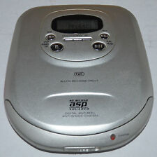 Tozi ATC-73 Portable CD Player 40 Second ASP Anti Shock Anti-Roll System