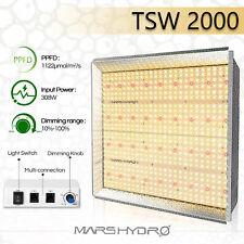 Mars Hydro Tsw 2000W LED Luz De Crecimiento Plantas Hidroponía para interiores de Espectro Completo
