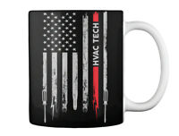Unique Proud Hvac Tech - Gift Coffee Mug Gift Coffee Mug
