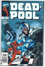 Marvel Comics Deadpool No. 17 Jun. 1998 Newsstand Edition Comic Book (FN/VF)