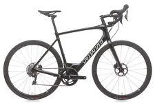 2018 Specialized Roubaix Pro Disc Road Bike 58cm X-Large Carbon Shimano Dura-Ace