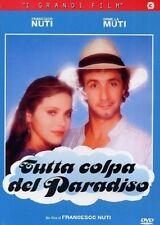 Dvd Tutta colpa del Paradiso - (1985) *** Francesco Nuti Ornella Muti *** ..NEW
