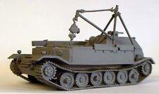 Milicast G109 1/76 Resin WWII Porsche Tiger I VK4501(P) in Zimmerit