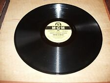 GEORGE SHEARING QUINTET MGM HOWS TRIX/ I DIDNT KNOW WHAT TIME IT WAS E+