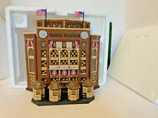 Dept 56 Yankee Stadium Building, Christmas In The City, Exc Cond, Needs Light C