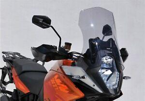 Ermax Windschutzscheibe 1190 Adventure KTM grau getönt Scheibe UVP 139,-