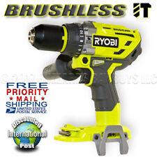 NEW! RYOBI P251 18-Volt ONE+ >>BRUSHLESS<< Hammer Drill/Driver (BARE TOOL) P251