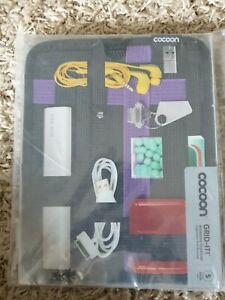 """Cocoon Grid It 12x8"""" Accessory Organiser SEE PICS"""