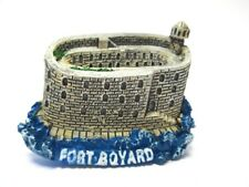 fort Boyard Atlantik 3d Poly Fridge Magnet Souvenir France