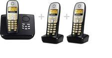 Siemens Gigaset A 265 trio schnurloses DECT Telefon mit Anraufbeantworter