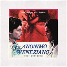 Anonimo Veneziano - Complete - Red Vinyl - Limited 500 - Stelvio Cipriani