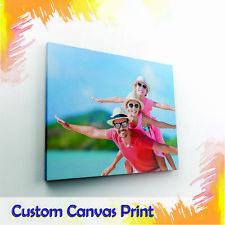 CUSTOM CANVAS PRINTING PRINT YOUR OWN PHOTO ON CANVAS PICTURE ON CANVAS