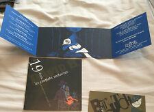 Dossier de presse David B + carton invitation les complots Nocturnes Futuropolis