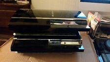 LOT OF 2 Sony PlayStation 3 PS3  CECHA01 Backwards Compatible Console