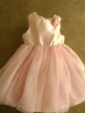 Cherokee Ballerina chic Holyday/party pink dress Size 2