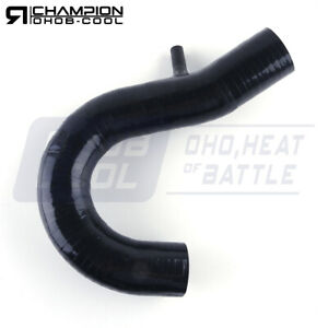 Fit Smart Fortwo 451 1.0L 61PS 71PS 2008+ 4-ply Silicone Air Intake Hose Black