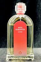 Molinard Miss Habanita Spray EDT 3.4 oz 80% Full Early Version Ships Free