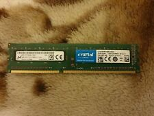 NEW Crucial 4 GB 1R X 8 PC3-12800U-11-13-A1 DDR3 RAM Memory Module