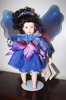 Victoria 's Collectables Fairy Doll Pretty Plum DARLING by Cindy McClure