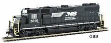 """HO Scale GP38-2 NORFOLK SOUTHERN """"THOROUGHBRED"""" Locomotive BACHMANN New 61716"""