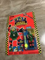 Vintage New 1992 Spare Tire in Pro-Tek suit figure of The Crash Dummies Toy