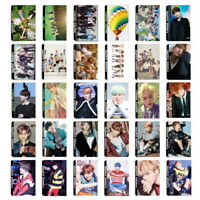Lot of set KPOP Bangtan Boys Album Photocard Poster Lomo Card Photo Card
