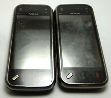 Lot of 2 Nokia N97 Mini Unlocked Smartphone Parts or Repair