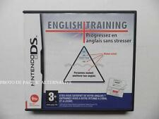 jeu ENGLISH TRAINING sur nintendo DS en francais game juego spiel complet  -#1