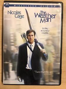 The Weather Man (DVD, Widescreen, 2005) - E1007