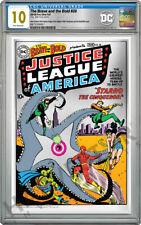 DC COMICS - THE BRAVE AND THE BOLD #28 - PREMIUM SILVER FOIL - CGC 10 GEM MINT