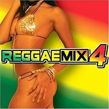 Reggae Mix Vol 4   -  Various Artist   -   New Factory Sealed CD