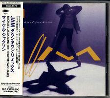 MICHAEL JACKSON Downtown Jams JAPAN Only 1992 CD ESCA5672 W/Obi RARE!