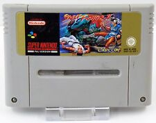 Super Nintendo SNES Spiel - Street Fighter 2