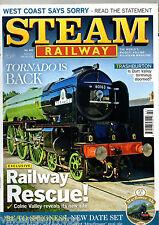 STEAM RAILWAY magazine issue 442 published 2015
