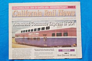 California Rail News - Sept/Oct 1997