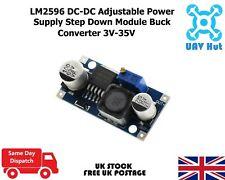 LM2596 DC-DC Adjustable Power Supply Step Down Module Buck Converter 3V-35V