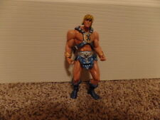 HE-MAN mattel MASTERS OF THE UNIVERSE figure 200X BLUE
