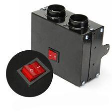 12V 600W Auto Car Heater Fan Hot Windscreen Demister Defroster Heating Warmer