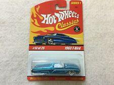 1963 T-Bird   Hot Wheels Classics