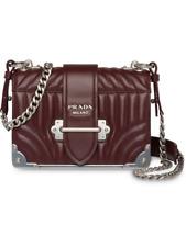 Cahier Diagramme Bag In Red Prada - Women Bag - Prada Bag