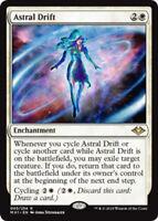 1x Astral Drift - Foil MTG Modern Horizons NM Magic Foil