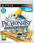 Pictionary: Ultimate Edition - uDraw (PS3) Sony PlayStation 3 PS3 Brand New